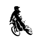 1650 Stickers Motocross 2