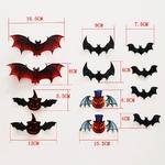 Vinyle-amovible-3D-bricolage-PVC-chauve-souris-autocollant-Mural-d-calcomanie-maison-Halloween-d-coration-Stickers