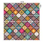 1208 Lot de 6 stickers colorés - taille
