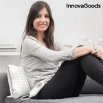 coussin-electrique-innovagoods-40-x-30-cm-100w-blanc