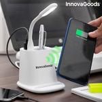 chargeur-sans-fil-avec-support-organisateur-et-lampe-led-usb-5-en-1-desking-innovagoods_145318