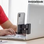 support-avec-pince-pour-telephone-portable-a-plusieurs-positions-cliplink-innovagoods_148804