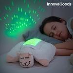 peluche-projecteur-led-d-etoiles-mouton-innovagoods