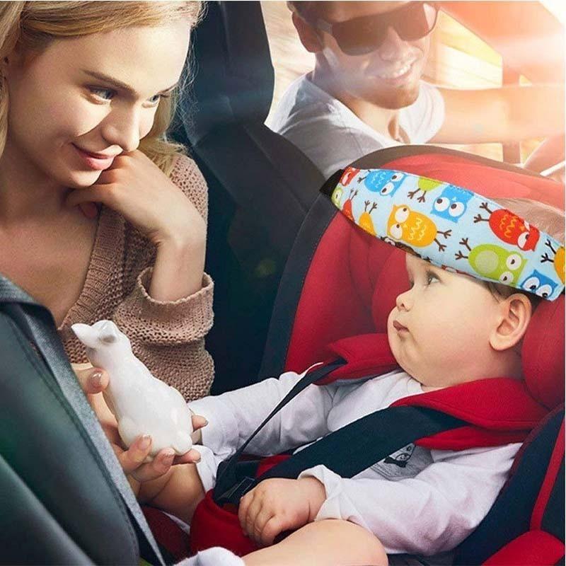Cale tête bébé pour voiture
