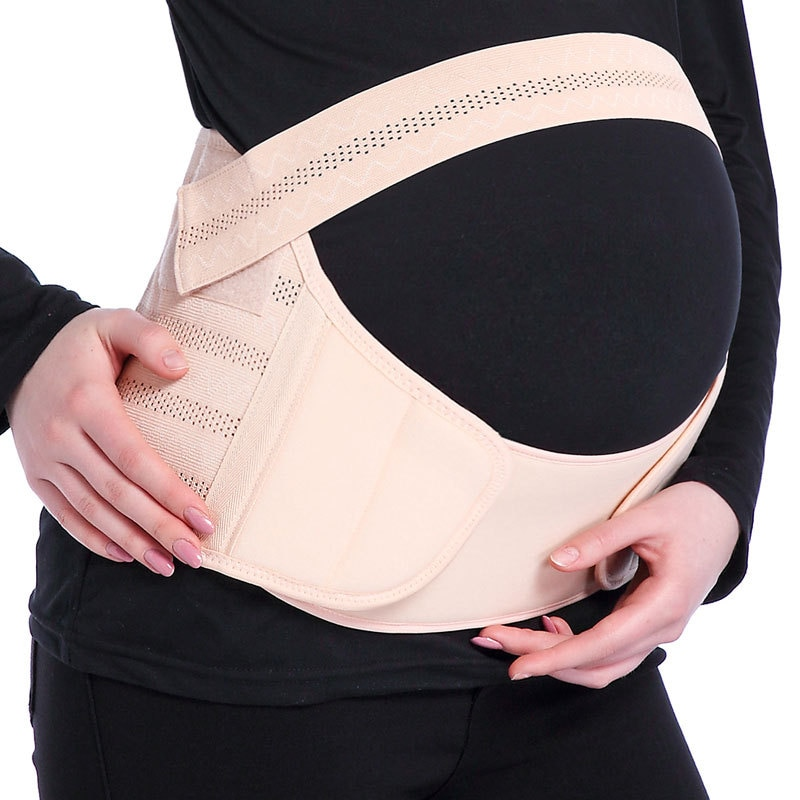 Ceinture de grossesse réglable 3 en 1