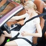ceinture securité grossesse
