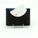 porte-carte bleu cyril- carte- volcie