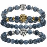 L-opard-il-de-tigre-t-te-de-Lion-Bracelet-hibou-bouddha-perle-Bracelets-Bracelets-cr