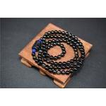 QIANXU-Dragon-Phoenix-Bracelet-noir-obsidienne-pierre-perle-Bracelet-pour-femmes-hommes-Transport-chanceux-bijoux-en