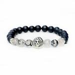 Mode-bouddhisme-Yoga-Balance-Bracelet-hommes-Bileklik-noir-mat-pierre-naturelle-perles-Bracelet-pour-femmes-Bracelet