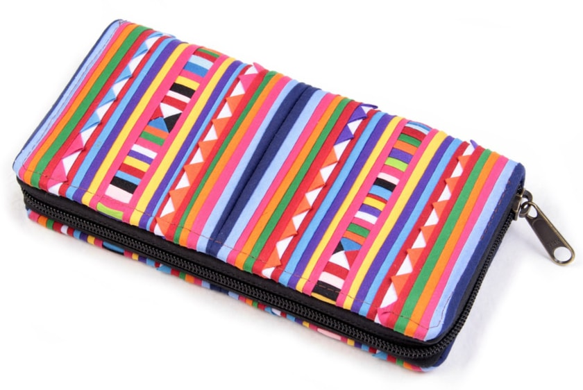Portefeuille Lisu wallet - multicolore