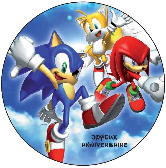 Disque Azyme Sonic