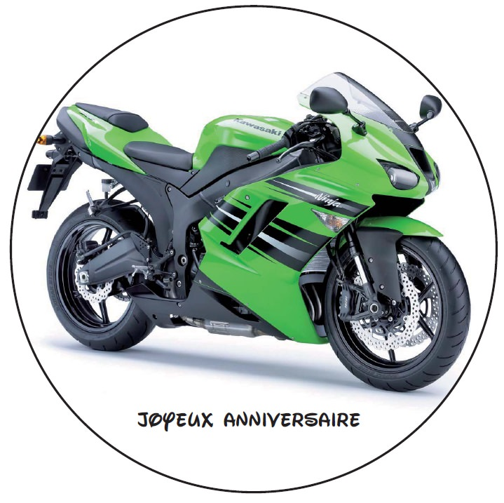 Disque azyme  moto