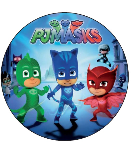 Disque Azyme Pjmask