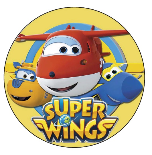 disque azyme SUPERWINGS