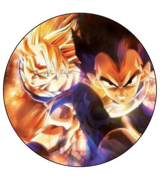 Disque Azyme Dragon Ball 2