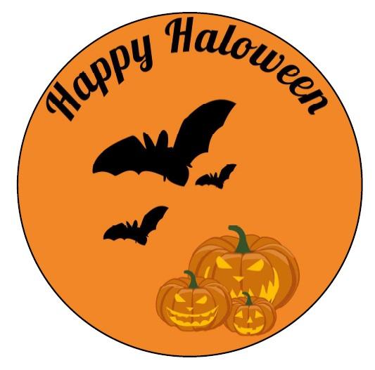 Disque Azyme Halloween 2 jetecroque