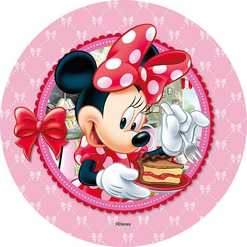 Minnie - En cuisine