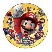 Mario Bros Modèle 2
