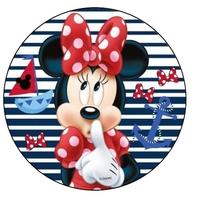 Minnie - Photo sur Bateau Thème marin