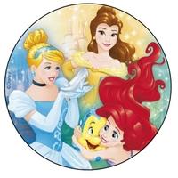Disque Azyme Princesses Disney