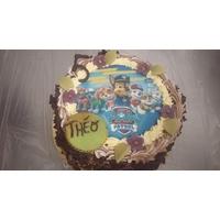 Gâteau Personnalisé entier