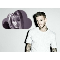 Photo sur gateau Matt POKORA