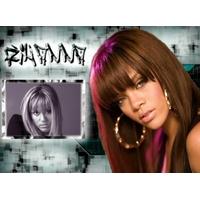 Rihanna support azyme ou plastisucre
