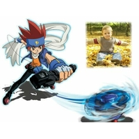 BEYBLADE support azyme ou plastisucre