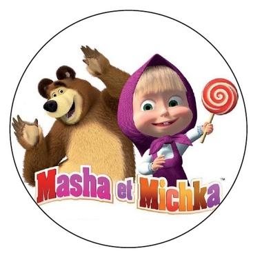 Disque Azyme MASHA ET MICHJA