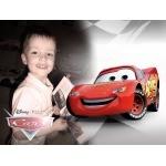 photo sur gateau azyme anniversaire... version CARS