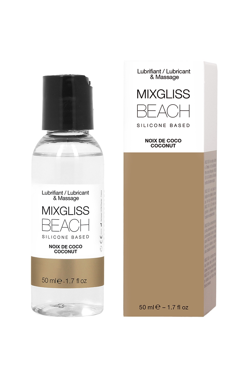 Mixgliss silicone Noix de coco 50ml