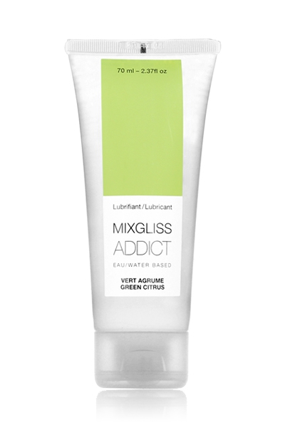 Mixgliss eau Addict Vert agrume 70ml