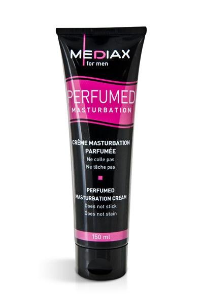 Crème de masturbation parfumée Mediax
