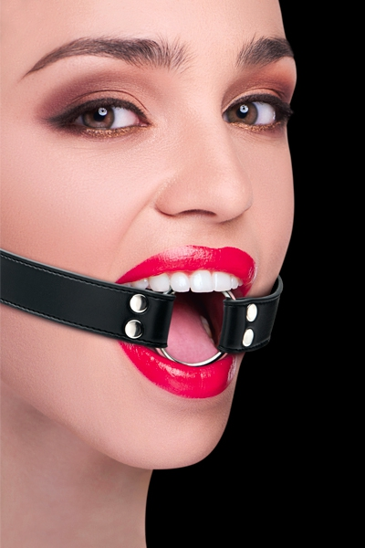 Baillon BDSM Ring Gag Ouch!
