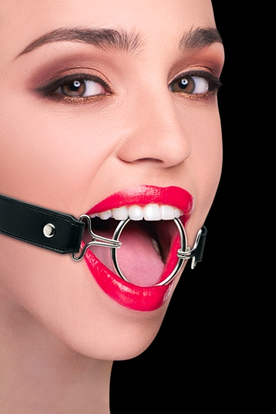 Baillon BDSM Ring Gag XL Ouch!