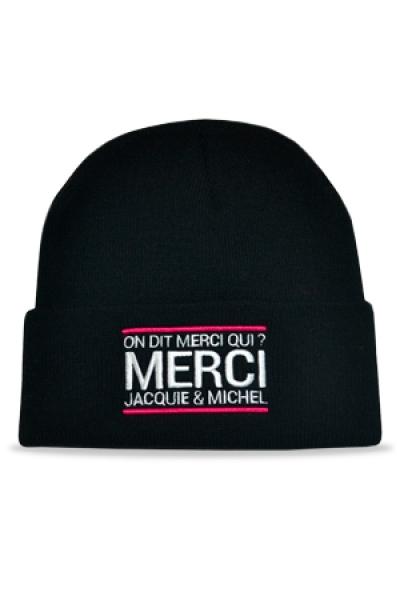 Bonnet Jacquie & Michel  noir