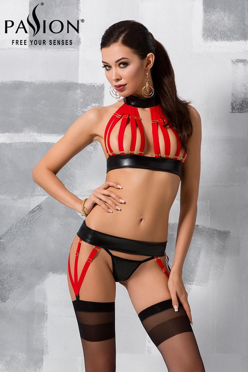 Ensemble lingerie Aziza