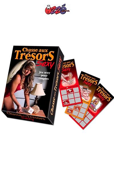 Chasse au trésor Sexy