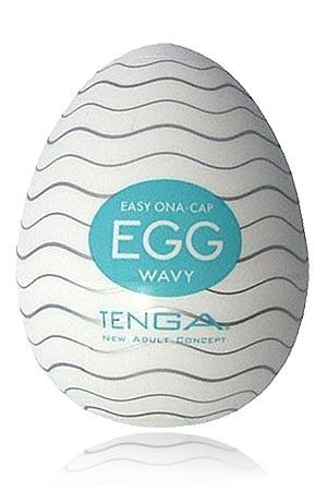 Oeuf Tenga Egg Wavy