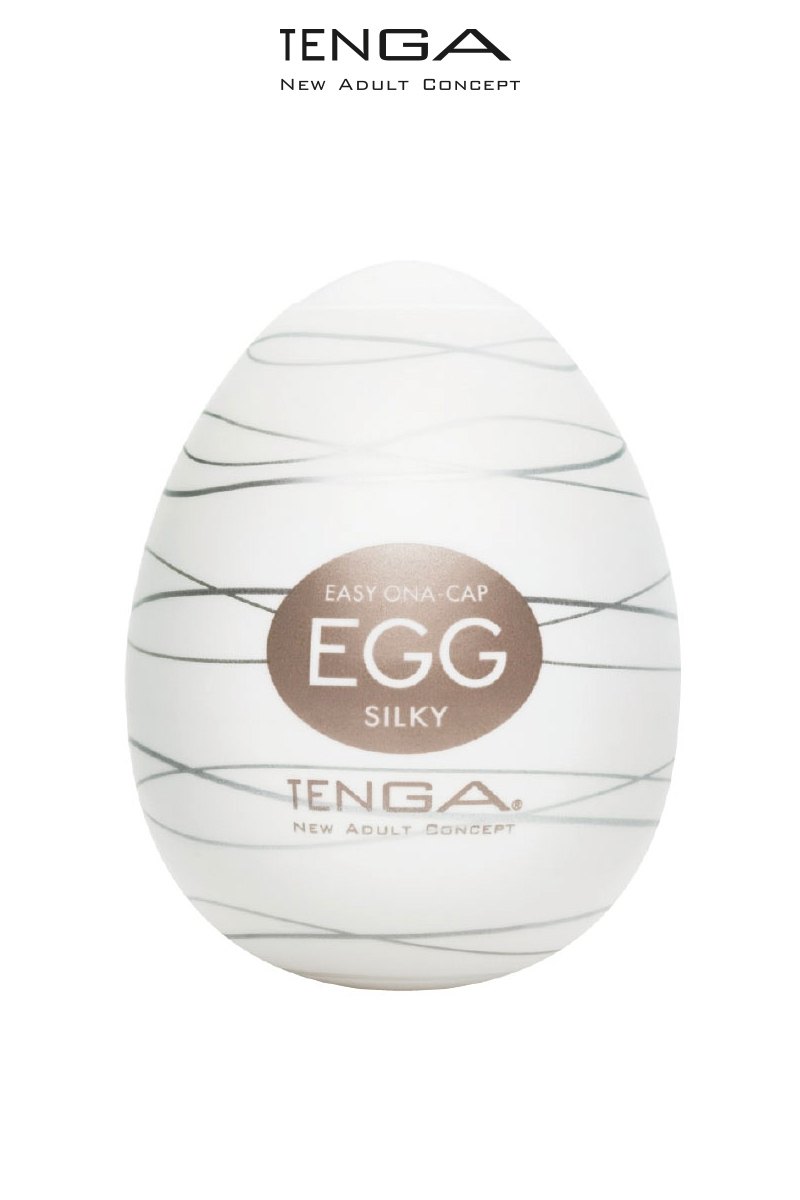 Oeuf Tenga Egg Silky