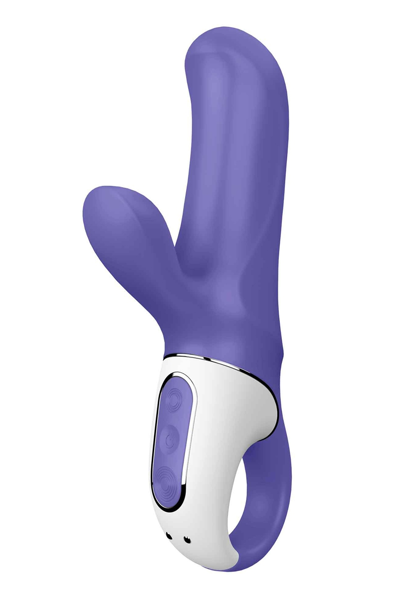 Vibromasseur Magic Bunny Violet