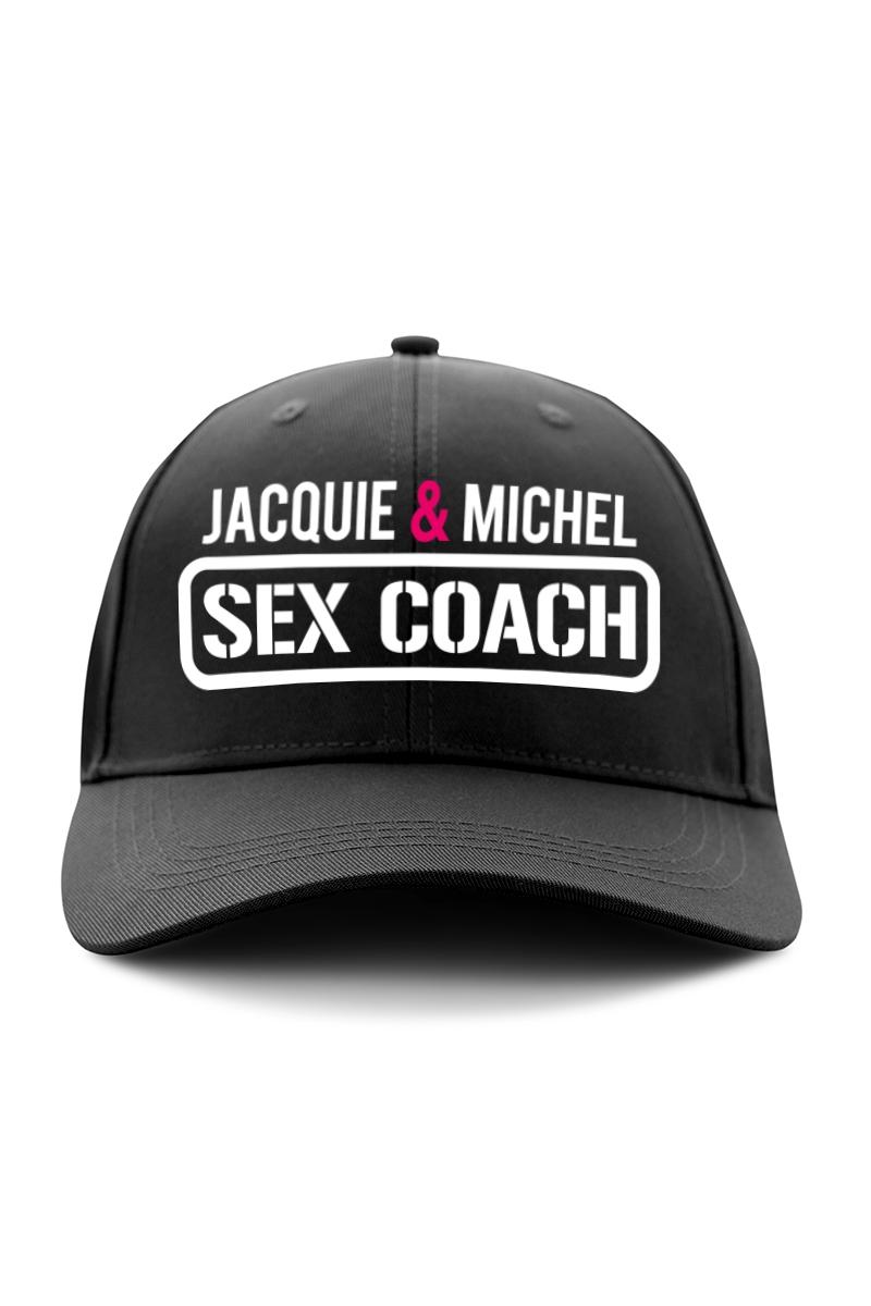 Casquette Sex Coach
