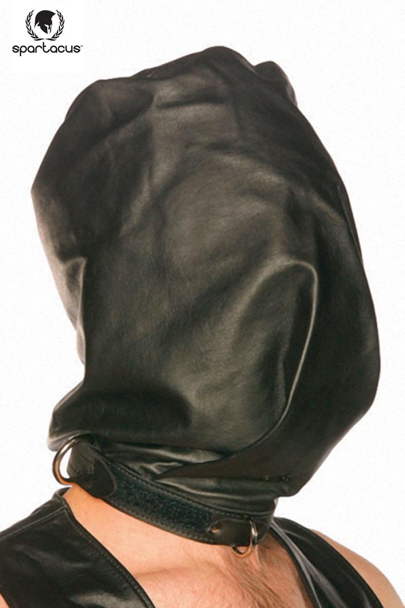 Cagoule Spartacus Bag-Style Hood
