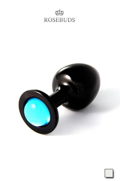 Rosebud Aluminium Small  Black