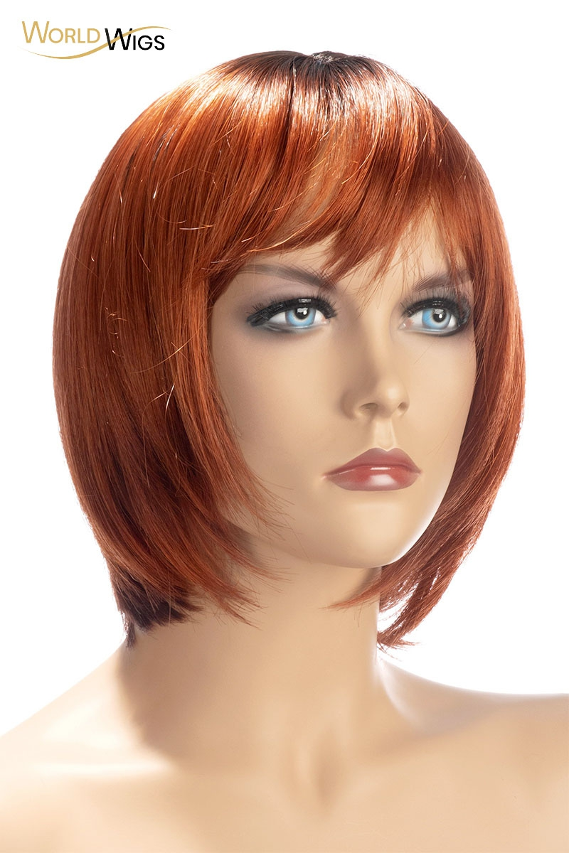 Perruque Alix rousse - World Wigs