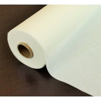 Tissu blanc 100% coton à Haute Filtration Bactérienne, déperlant et respirable, résistant à 15 lavages