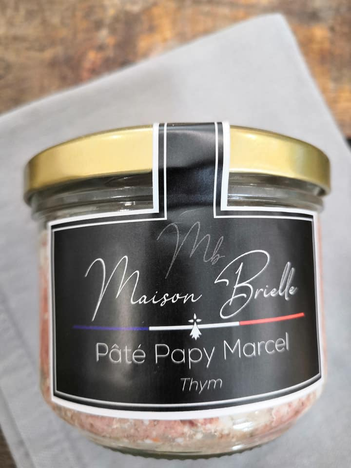 PATE PAPY MARCEL