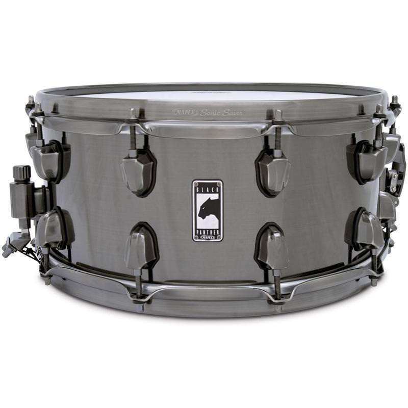 Caisse claire - Fut métal BLACK PANTHER MACHETE 14 x 6.5 - ST4651LN