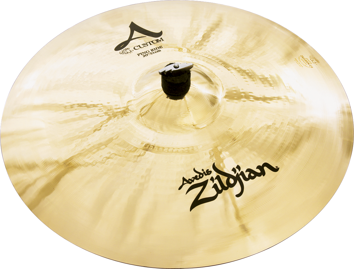CYMBALES ► SERIE A\' CUSTOM ► Ride  20 ping